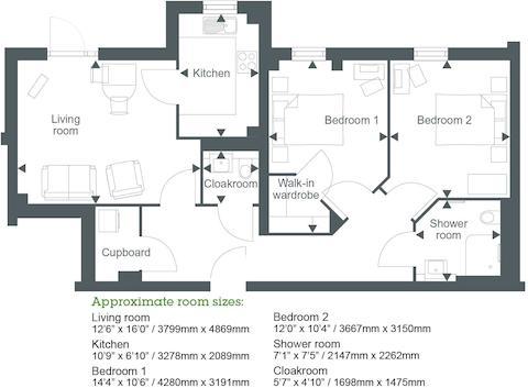 Apartment Number 15
