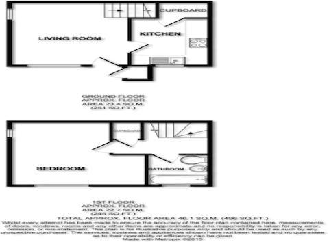 Floorplan - Wynchlands Crescent