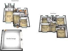 Floorplan 1 of 1 for 6 Glasbury Walk