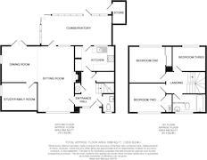 Floorplan 1 of 1 for 4 Grange Close