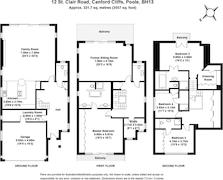 Floorplan 1 of 1 for 10 St. Clair Road