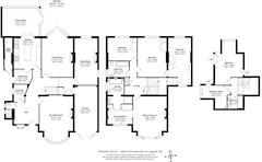 Floorplan 1 of 1 for The Corner Cottage, Gladsmuir Road