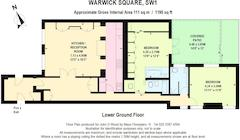 Floorplan 1 of 1 for 61 Warwick Square