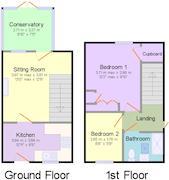 Floorplan 1 of 1 for 21 Greyrick Court