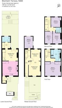 37 Blenheim Terrace Nw8 355318 Plan-Model.Jpg