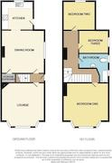 Floorplan 1 of 1 for 60 St. Catherines Road