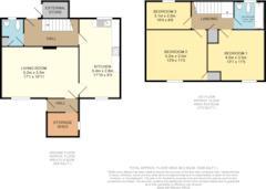 Floorplan 1 of 1 for 30 Bryn-Henllan