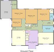 Floorplan 1 of 1 for Clovelly, School Lane
