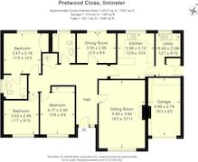 Floorplan 1 of 1 for 10 Pretwood Close