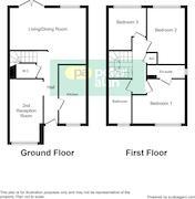 Floorplan 2 of 2 for 3 Salvia Close