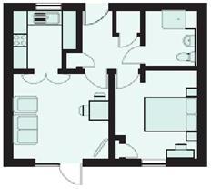 Bickford Apartment