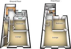 Floorplan 1 of 1 for 297 Llangyfelach Road