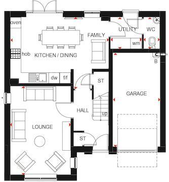 Halton Ground Floor