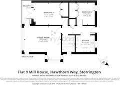 Floorplan 1 of 1 for 9 Hawthorn Way