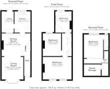 Floorplan 1 of 1 for 3 Bertram Road