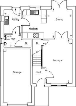 The Leven Ground Floor