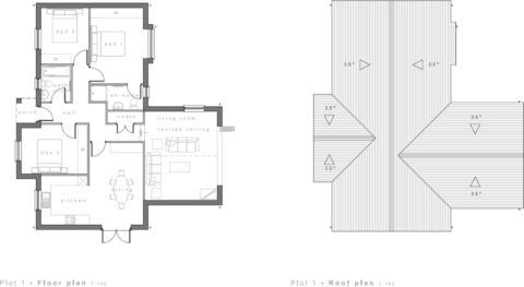 Plot 1 - Floorplan
