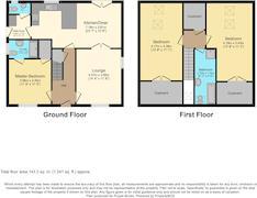 Floorplan 1 of 1 for 4 Fellside Flats, Ennerdale Road