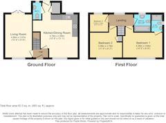 Floorplan 1 of 1 for 81 Brookwood Drive