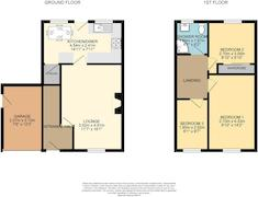 Floorplan 1 of 1 for 1 Shelley Crescent