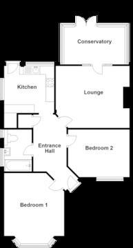 Split Level Ground Floor Plan