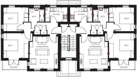 Falkirk Floorplan
