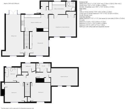 18 The Street Manuden Floor Plan.Jpg