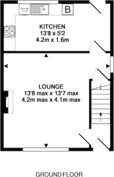 Ground Floor Plan Clovelly Road