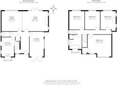 Floorplan 1 of 1 for 152 Hare Lane