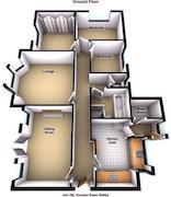 Floorplan 1 of 1 for Ash Hill, Dunstan Road