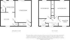 Floorplan 1 of 1 for 5 Prescott Close