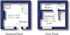 Floorplan 1 of 1 for 3 Green Lane