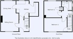Floorplan 1 of 1 for 8 Lawn Walk