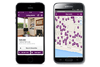 Download our free mobile apps for property info on the go