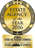 2016 Estate Agency of the year awards